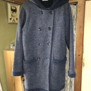 Championのコートを買った。♩
