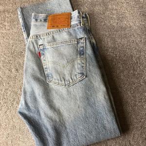 リーバイス 501のジーンズを買いました。♩