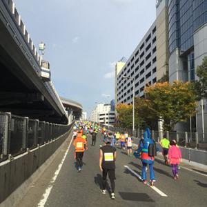 神戸マラソン2019 その6 ゴールまで