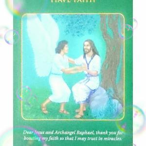 9/30❇ 大天使ラファエルのヒーリングメッセージ