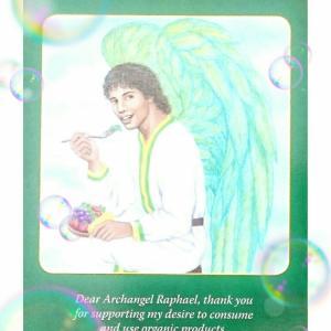 11/11❇ 大天使ラファエルのヒーリングメッセージ