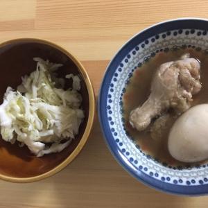 【酢キャベツ生活】22・23日目