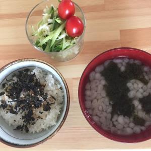 【酢キャベツ生活】1日目