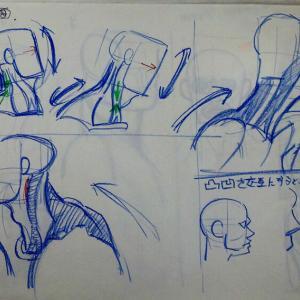 筋肉の流れ02:頭部・側面