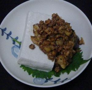 サッパリ食べられる夏の肉味噌