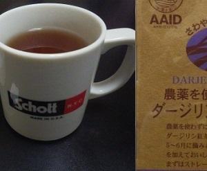 ひしわ ダージリンブレンド紅茶