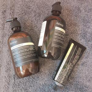 イソップ人気ヘアケア!頭皮に髪に乾燥やかゆみが気になる方におすすめヘアトリートメントマスク
