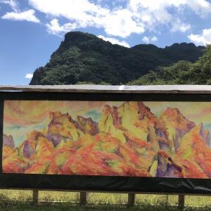 昨日、軽井沢に行きましたが道路標示の気温が34度を示して居ました。