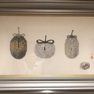 岡田守巨画伯、私と山本修司さんの3人展の企画がスタートしました。