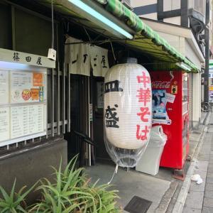 京阪三条駅スグ 篠田屋 皿盛を久しぶりに食す。昭和そのままにタイムスリップできる店!