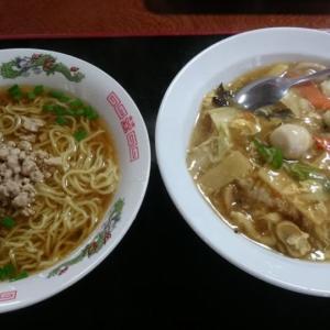 壱岐食堂【福岡市西区】コスパ良好・格安中華の台湾ラーメンと中華飯