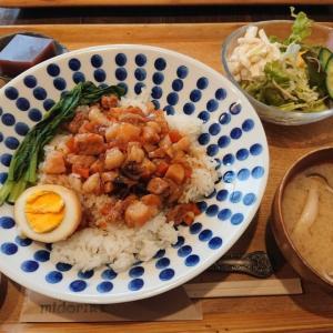 midori食堂【福岡 姪浜】お一人様や子連れランチ大歓迎!絶品の日替わりバランス定食とからあげ定食