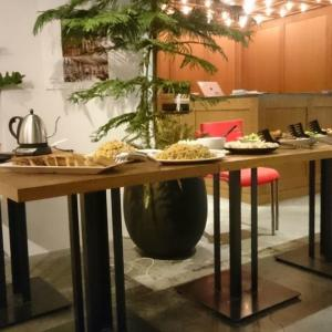 【福岡市博多区】キャナルシティ横の【HafH Fukuoka THE LIFE】で台湾の料理とセミナーとお菓子
