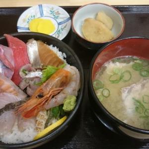天国食堂【福岡市西区/おさかな市場内】リニューアルイベントでもやっぱり海鮮丼