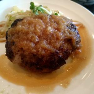 レストランかわしま【福岡市博多区諸岡】ハンバーグランチは肉汁あふれます。じわじわきます。
