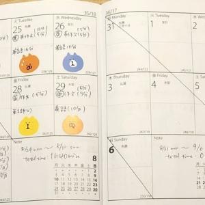 【英語学習記録】8/24〜9/20【4週間】