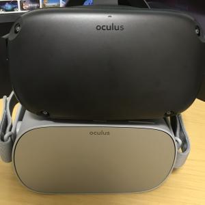 Oculus QuestでOculus Goのアプリが遊べる? Go互換モードが使えるならソフトは無限大に!!