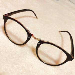 メガネとコラーゲン