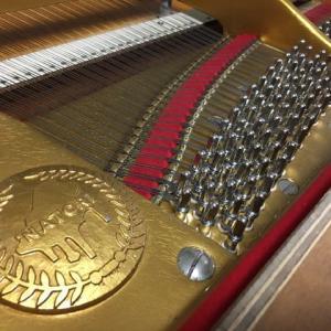 ピアノ♪オーバーホール(2)