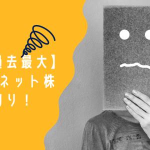 本日の株模様~2021.05.14【ライフネット生命損切】損失過去最大!!