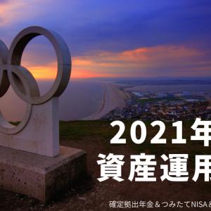2021年7月 資産運用成績(確定拠出年金&つみたてNISA&ロボアド&日本株)