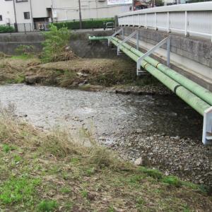 あの時、空堀川の水位は?