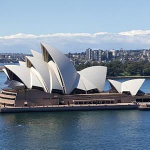 シドニーで、オペラハウスで、ミュージカル見ました!