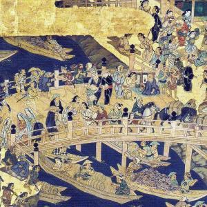 江戸時代の主要都市の都会度を格付けしようぜ