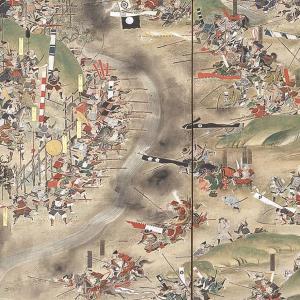 【悲報】長篠の戦い、1人だけ初期装備の奴が紛れ込んでいた...