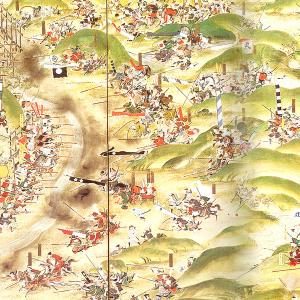 歴史通「戦国時代に騎馬隊なんて無かった、そもそも日本馬は小さくて騎馬に不向き」←はい