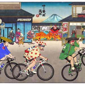 江戸時代で自転車売れば流行る?