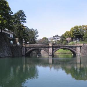 そういえば江戸城って見ないよな