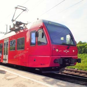 デンマーク&ドイツ&スイス旅「チューリッヒ中央駅から30分!自然を満喫ユトリベルクへ」
