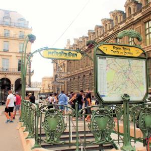 フランス&スペイン旅「ワインとバスクの旅へ!一日しかないパリ。オルセーから歩いてみよう!」
