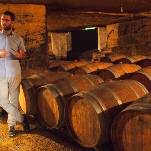 フランス&スペイン旅「ワインとバスクの旅!サンテミリオンのシャトーロッシュベルで聞くワインの話」