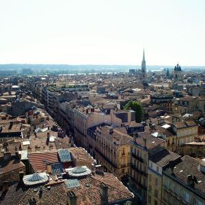 フランス&スペイン旅「ワインとバスクの旅!ボルドーのサンタンドレ大聖堂ペイ・ベルラン塔から絶景を楽しむ!」