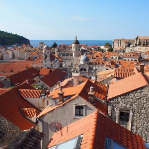 ちょこっとフィンランド&クロアチア旅「城壁をぐるっと一周!現実離れした美しすぎるドゥブロヴニク」
