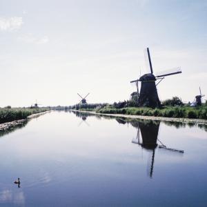オランダ&ベルギー旅「気ままに過ごす快適旅!世界遺産キンデルダイクの風景は、ずっと忘れられない!」
