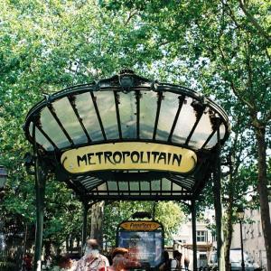 オランダ&ベルギー旅「おまけのフランス・パリ!シャン・ド・マルスを後ろ向きで歩いたら、メトロに乗ってモンマルトルへ!」