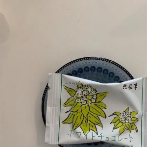 『ミルクチョコレート ホワイトチョコレート』六花亭