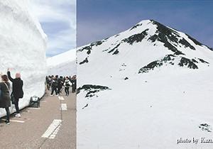 ツアー旅行の体験⑥-4-立山黒部アルペンコース