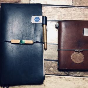 ゆずはらさんのトラベラーズノート~パスポートサイズの自作リフィルの作り方~