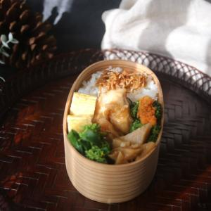 【複製】しらすの佃煮おにぎりとしらす焼売のお弁当!