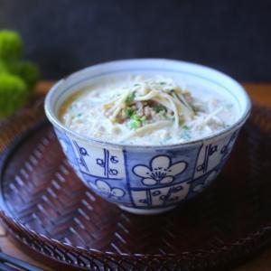 豆乳味噌ラーメン!