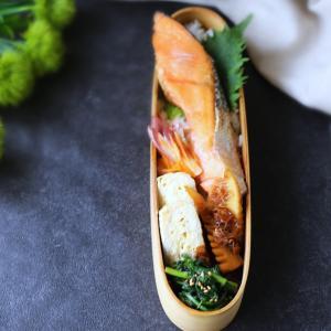 塩鮭弁当と言葉使い!