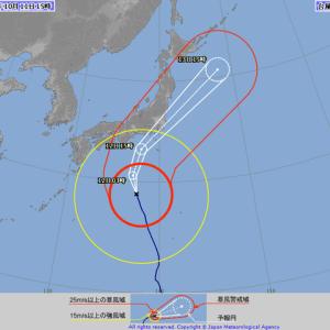 ほんの僅かなズレが。。。 台風19号 No3091