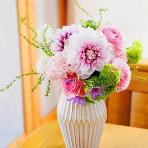 ◆ 新しい花器にぴったり ◆