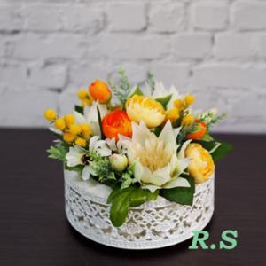 ◆ 春のアレンジ ◆