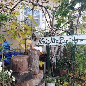 【名取市】住宅地に佇む素敵なタルト屋さんナイツ・ブリッジ