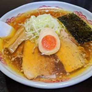 山形市「麺辰」のとっつぁんらーめんは魚介系スープ好きにはたまらない!
